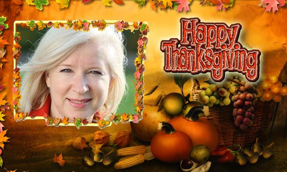 Thanksgiving 2016 Photo Frames apk screenshot