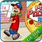 Guide For Papa's Pizzaria icon