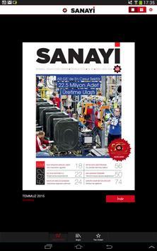 İSO Sanayi Dergisi poster