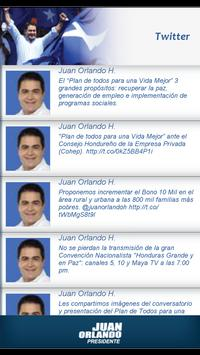 Juan Orlando apk screenshot