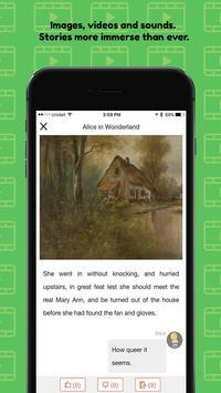 StoryPop - Mobile Storytelling apk screenshot