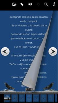 El Cuervo de Edgar Allan Poe apk screenshot