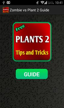 Zombie vs Plant 2 Guide poster