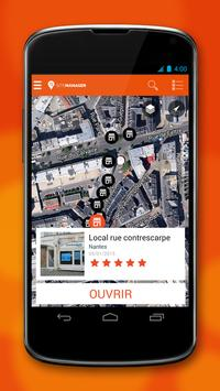 Site Manager Retail RealEstate apk screenshot