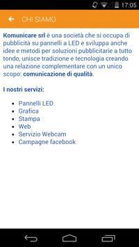 Komunicare apk screenshot