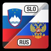 Slovensko -> ruski slovar icon