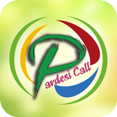 Pardesi Call icon