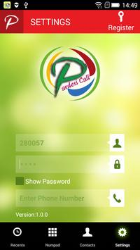 Pardesi Call apk screenshot