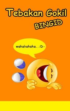 Tebakan Gokil Bingid poster