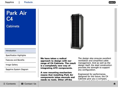 Park Air Sapphire apk screenshot