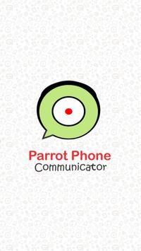 Parrot Phone Communicator poster