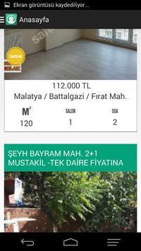 Malatya Emlak(Borsa Emlak) apk screenshot