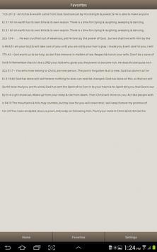 Uplifting Scriptures - GNT apk screenshot