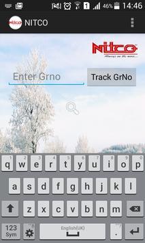 NITCO APP poster