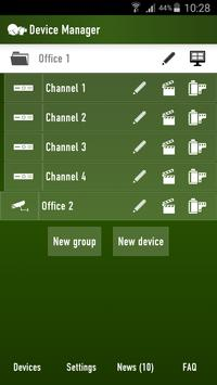 Partizan Device Manager apk screenshot