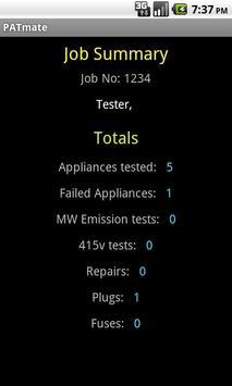 PATmate Demo apk screenshot