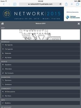 MFA Network 2015 apk screenshot