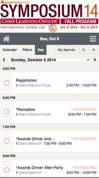 Fall 2014 CLO Symposium apk screenshot