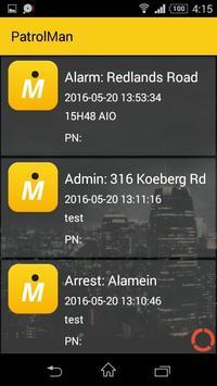 PatrolMan SA (LITE) apk screenshot