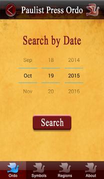 Ordo 2015 apk screenshot