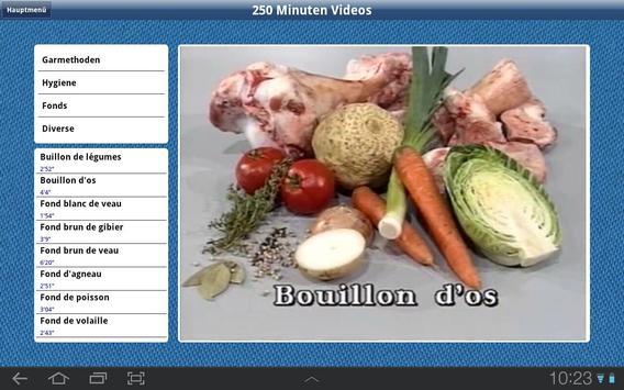 Die Küchenbasis HD Lite apk screenshot