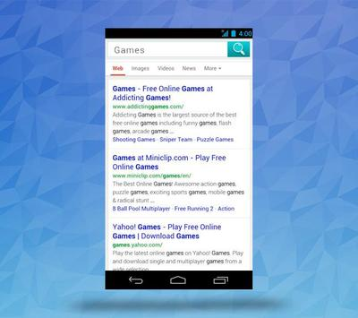 """Quick Search Engine"" Free apk screenshot"