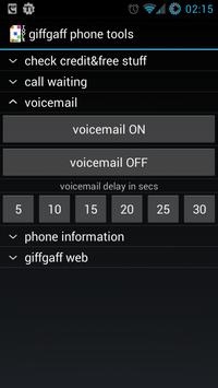 giffgaffAPN apk screenshot