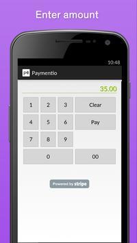 Paymentio apk screenshot
