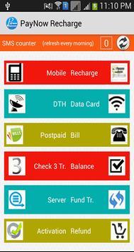 Pay Now Recharge apk screenshot