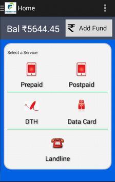PAYATM Recarge Application poster
