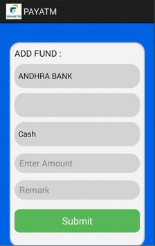 PAYATM Recarge Application apk screenshot