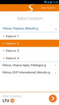 Paysera Retailers apk screenshot