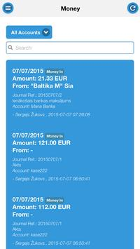 PayTraq Mobile apk screenshot