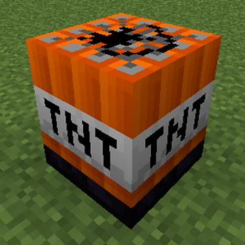 Too Much TNT Mod poster