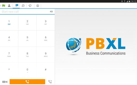 PBXL Mobile apk screenshot
