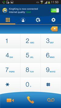 KingKing voice roaming service poster
