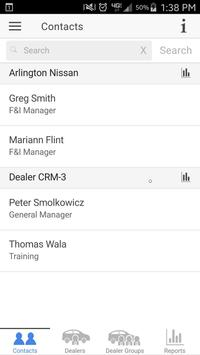 PCRS CRM apk screenshot