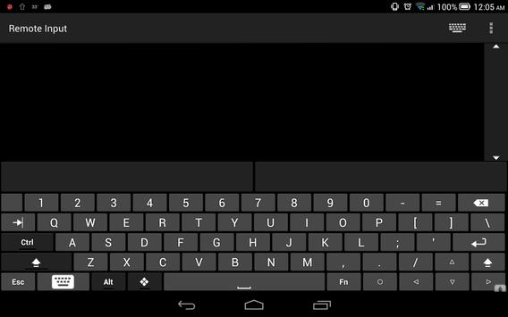 Remote Input PC Peregrinato apk screenshot