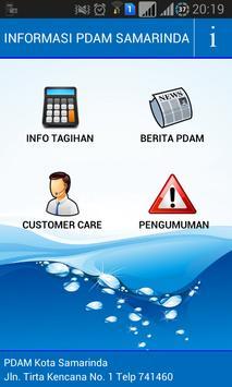 PDAM Kota Samarinda poster