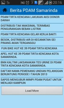 PDAM Kota Samarinda apk screenshot