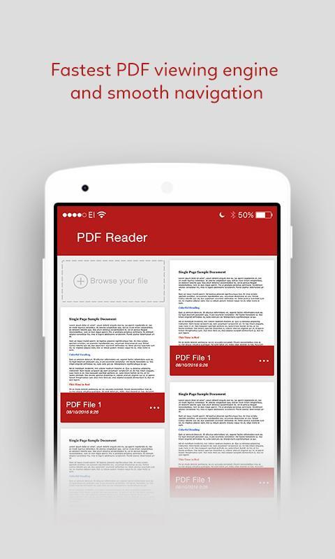 Pdf reader viewer file opener apk download free for Document viewer pdf apk