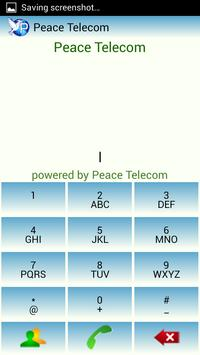 peacetelecom apk screenshot