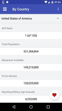 ARMY COMPARE apk screenshot