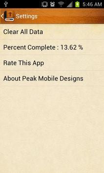 Bible Progress apk screenshot