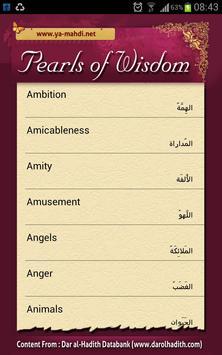 Pearls of Wisdom apk screenshot