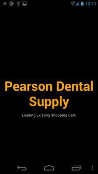 Pearson Dental poster
