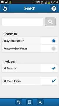 MediaMatrix Knowledge Center apk screenshot