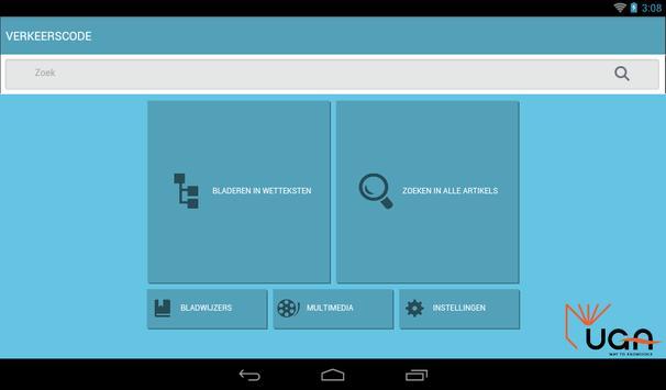 Verkeerscode België apk screenshot