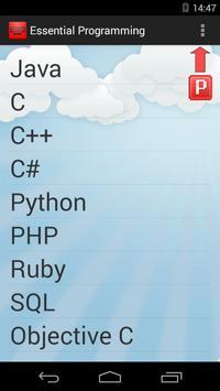 Essential Programming apk screenshot