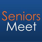 Seniors Meet Dating App icon